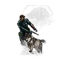 Mercenary Dog Photographic Print