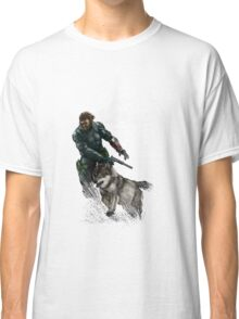Mercenary Dog Classic T-Shirt