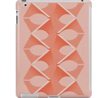 Concrete Vertebrae iPad Case/Skin