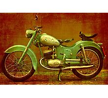 Puch  Photographic Print