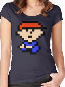 Ninten Women's Fitted Scoop T-Shirt