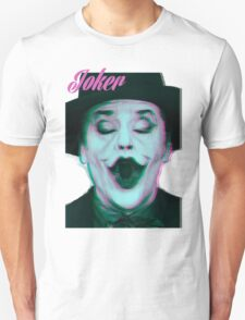 Joker From Batman - hipster Design T-Shirt