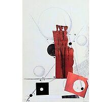 Abstract No.10 Photographic Print
