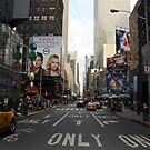 Only - NYC by Robert Baker