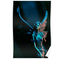 Blue fairy Poster