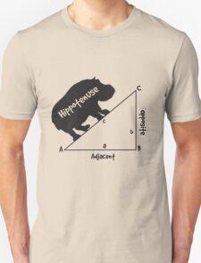 Hippotenuse Triangle T-Shirt