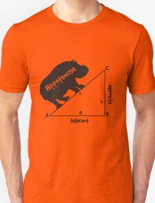 Hippotenuse Triangle Unisex T-Shirt