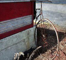 Vintage Penny-Farthing Bike  by jemvistaprint