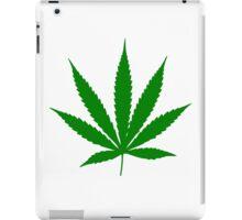 Weed iPad Case/Skin
