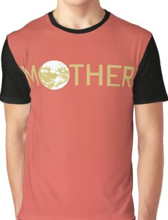 Mother Logo Graphic T-Shirt