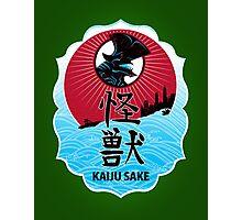 Kaiju Sake Photographic Print