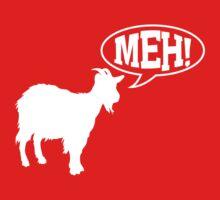 Goat. Meh.  Baby Tee