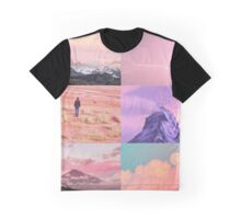 HVLSEY AESTHETIC: BADLANDS Graphic T-Shirt
