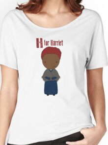 H is for Harriet Women's Relaxed Fit T-Shirt