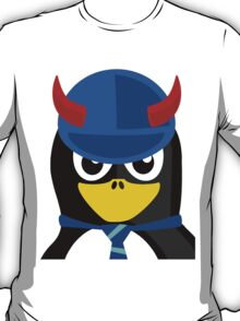 Evil Boss Penguin T-Shirt