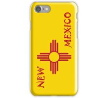 Smartphone Case - State Flag of New Mexico - Vertical iPhone Case/Skin