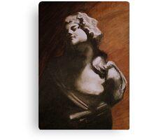 Neoclassical study  Canvas Print