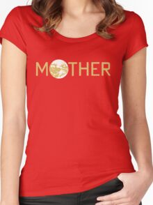 Mother Logo Women's Fitted Scoop T-Shirt