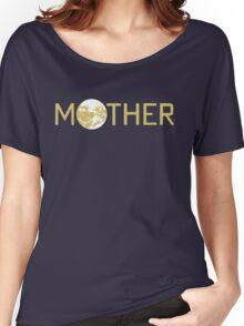 Mother Logo Women's Relaxed Fit T-Shirt