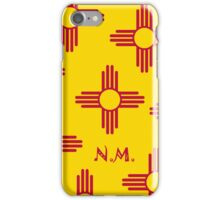 Smartphone Case - State Flag of New Mexico - IV iPhone Case/Skin