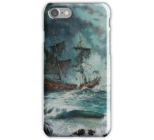 The Sea of Tranquility iPhone Case/Skin