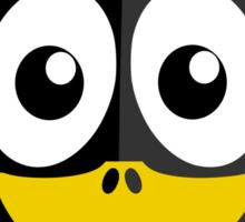 Bowtie Penguin Sticker
