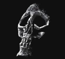Skull 3D by ixrid