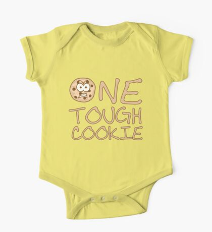 One Tough Cookie One Piece - Short Sleeve