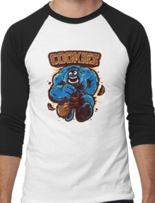 Cookies! Men's Baseball ¾ T-Shirt