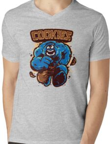 Cookies! Mens V-Neck T-Shirt