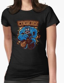 Cookies! Womens Fitted T-Shirt