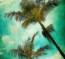Swaying Palms by Honey Malek