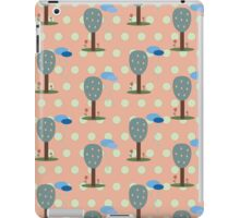 Forest midtone iPad Case/Skin