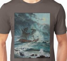 The Sea of Tranquility Unisex T-Shirt