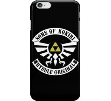 Sons of Kokiri Version 2 iPhone Case/Skin