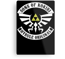 Sons of Kokiri Version 2 Metal Print