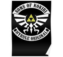 Sons of Kokiri Version 2 Poster