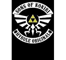 Sons of Kokiri Version 2 Photographic Print