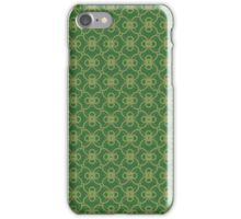 Bohemian - Green iPhone Case/Skin