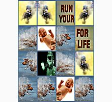 run for your life Unisex T-Shirt
