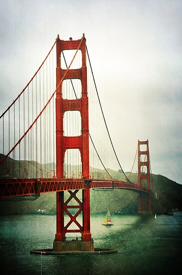 Golden Gate by LawsonImages