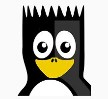 Spikey Hair Penguin T-Shirt