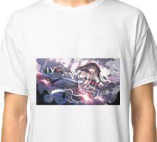 Anime Girl with guns Classic T-Shirt