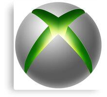 Xbox - Logo Canvas Print