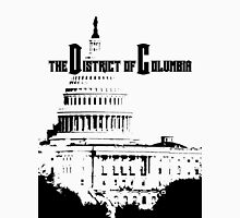 The District of Columbia Men's Baseball ¾ T-Shirt