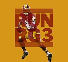 Robert Griffin iii RG3 iPhone Case by aschwall33