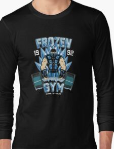 Frozen Gym Long Sleeve T-Shirt