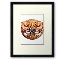 Bjork - Biophilia Framed Print