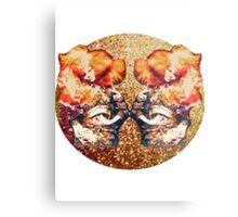 Bjork - Biophilia Metal Print
