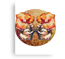 Bjork - Biophilia Canvas Print
